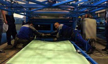 Линия производства оцинкованного штрипса